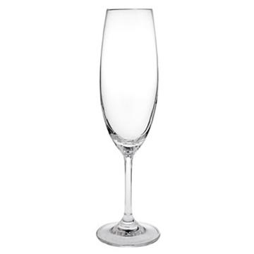 Imagen de Pack 4 copas champagne VIENNA 230 ml