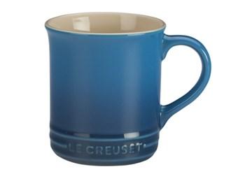 Imagen de Taza para café espresso, color azul cobalto