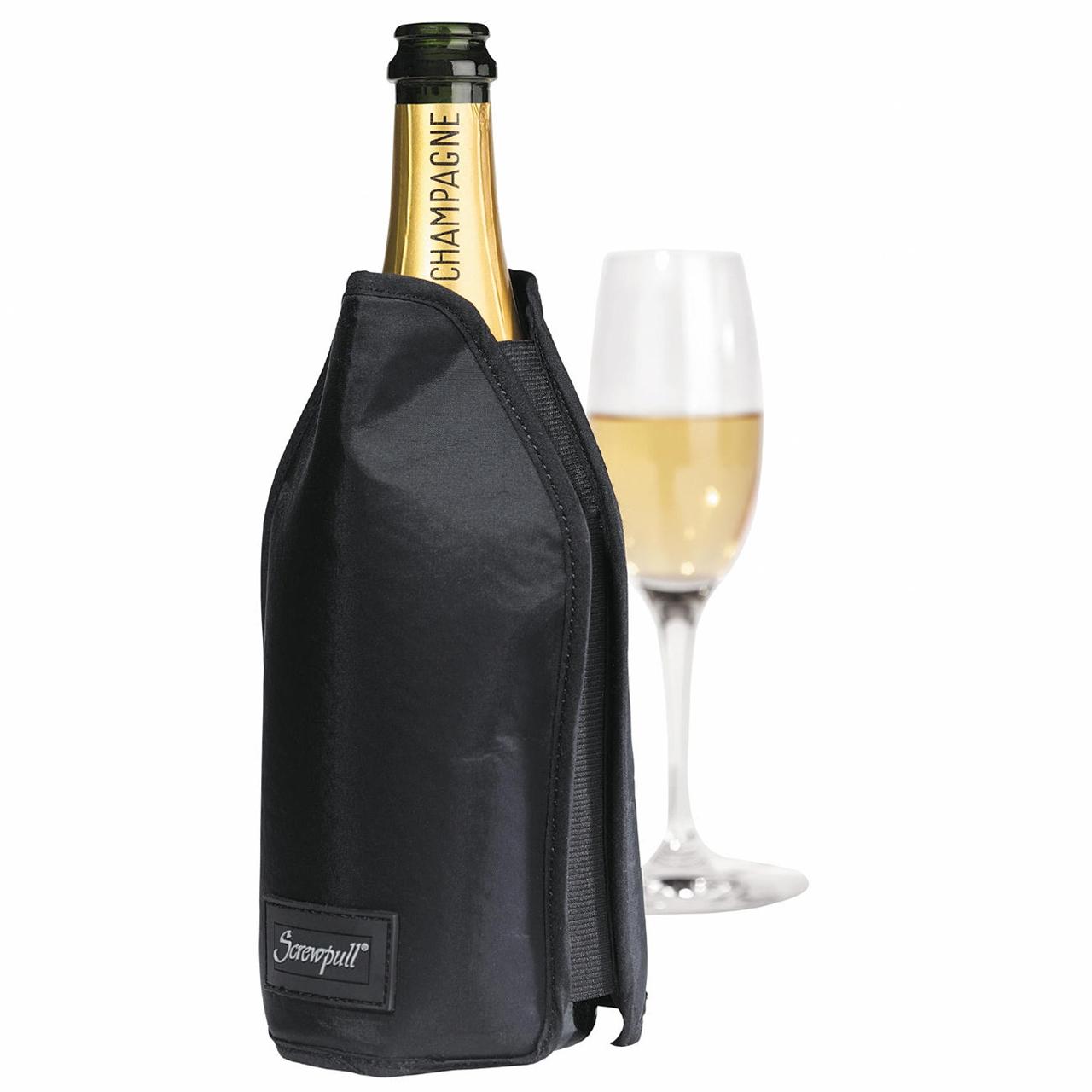 Puntodesign Decoraci N Del Hogar Funda Enfriadora Para Botellas  # Champagne Muebles Uy