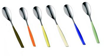 Imagen de Set 6 cucharas té surtido GLAMOUR