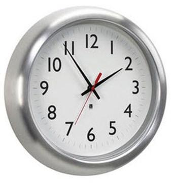 Imagen de Reloj pared aluminio STATION