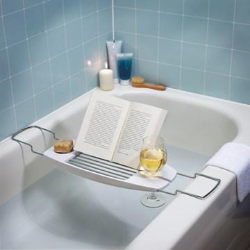 Imagen de Bandeja expansible para bañera OASIS