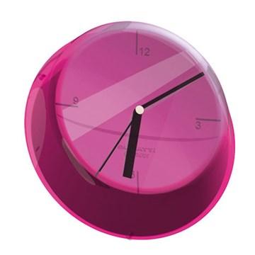 Imagen de Reloj de pared lila GLAMOUR