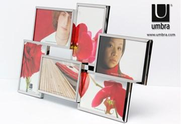 Imagen de Portarretratos FLO para 6 fotos de 10 x 15 cm