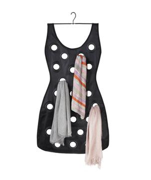 Imagen de Organizador pañuelos negro BLACK DRESS