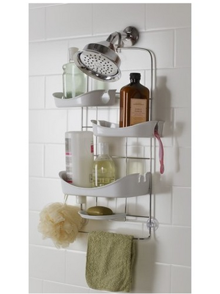puntodesign decoraci n del hogar organizador ducha trellis