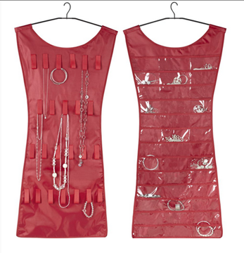 Imagen de Organizador Bijou rojo LITTLE RED DRESS