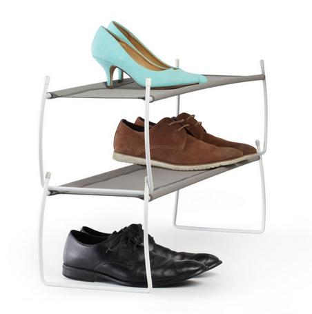Puntodesign decoraci n del hogar organizador de zapatos - Organizador de zapatos ikea ...