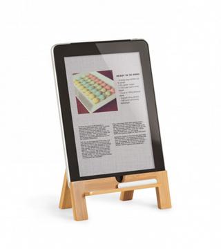 Imagen de Soporte para tablet madera OLD SCHOOL