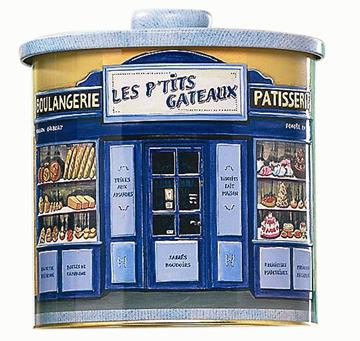 Imagen de Caja hermética para Galletitas BOUTIQUE