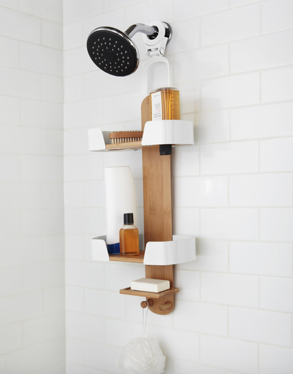 Puntodesign - Decoración del hogar. Organizador ducha DECKER