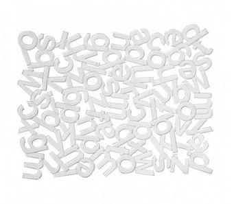 Imagen de Rejilla para pileta grande transparente LETTERA