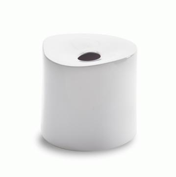 Imagen de Dispensador pañuelos blanco ORVINO