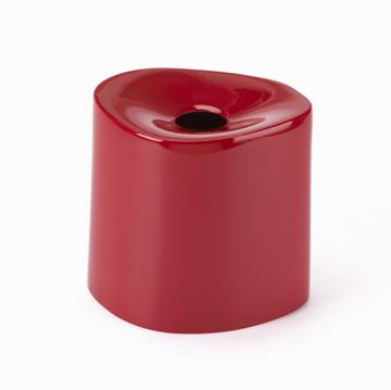 Imagen de Dispensador pañuelos rojo ORVINO