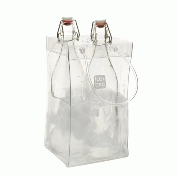 Picture of Bolsa para 2 botellas XL transparente BASIC