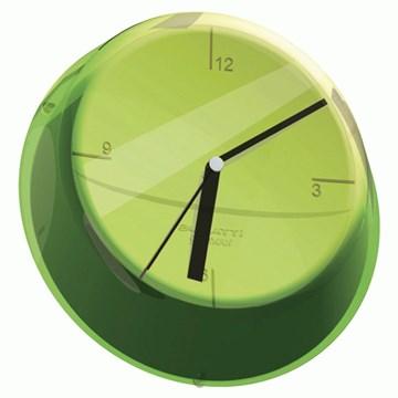 Imagen de Reloj de pared verde GLAMOUR