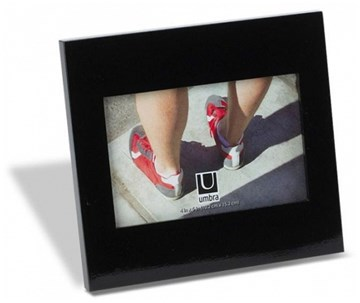 Imagen de Portarretratos 10x15cm negro SIMPLE