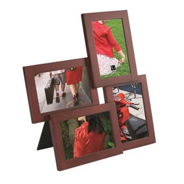 Imagen de Portarretratos modelo LIRA para 4 fotos de 10 x 15
