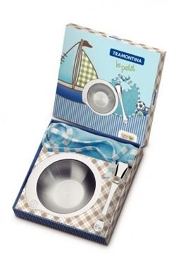 Imagen de Juego para niños de 3 piezas en color azul