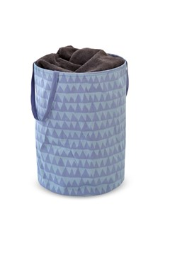 Imagen de Bolsa de tela redonda lavanda CRUNCH