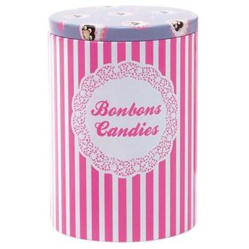 Imagen de Caja para dulces c/tapa púrpura CAKES