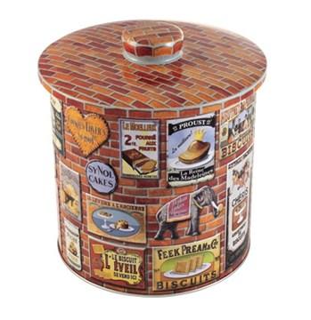 Imagen de Caja hermética para galletas Brique