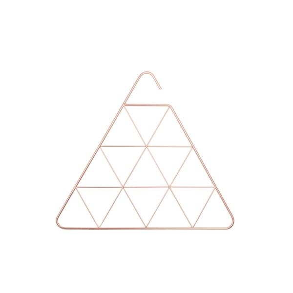 Picture of Percha organizadora triangular cobre PENDANT