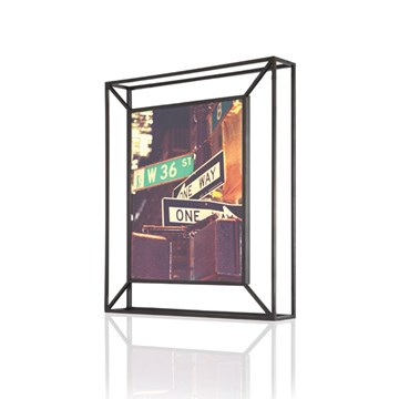 Imagen de Portarretratos 20x25 negro MATRIX