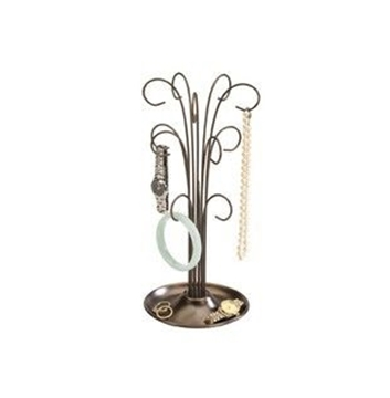 Imagen de Organizador modelo BIJOU en color bronce antiguo