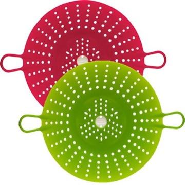 Imagen de Vaporera silicona cereza 28cm SLEEKSTOR VEGGISTEAM