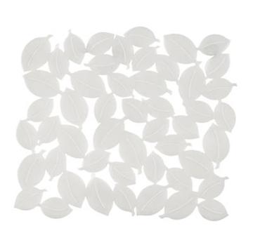 Imagen de Rejilla para pileta modelo FOLIAGE Small, color blanco transparente