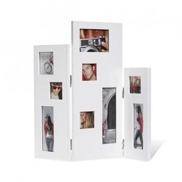 Imagen de Portarretratos blanco HOTEL