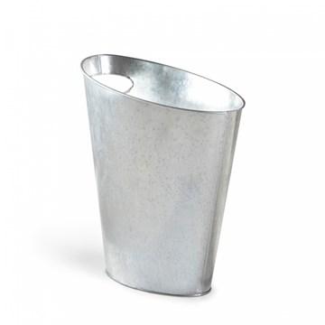 Imagen de Papelera metal galvanizado 7.5L SKINNY