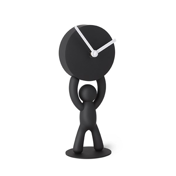 Picture of Reloj de escritorio negro BUDDY