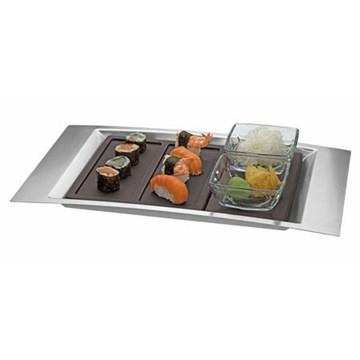 Imagen de Juego para sushi madera NAMOA