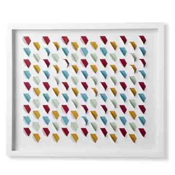 Imagen de Decoración pared blanco HIVE