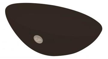 Imagen de Ensaladera Maui de 650 mililítros en color negro