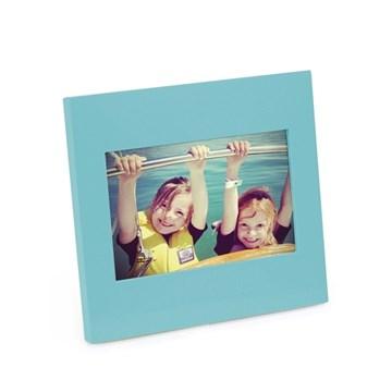 Imagen de Portarretratos 10x15cm azul surf SIMPLE