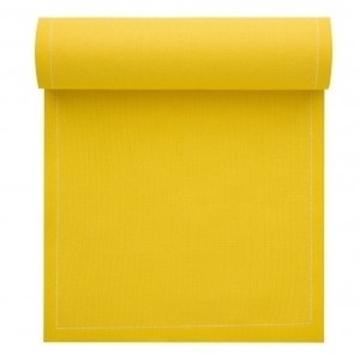 Imagen de Rollo de 12 individuales 32 x 48 cm amarillo limón