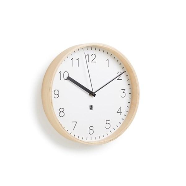 Picture of Reloj blanco/natural RIMWOOD