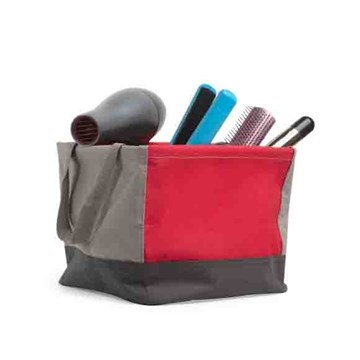 Imagen de Bolsa de tela pequeña rojo CRUNCH