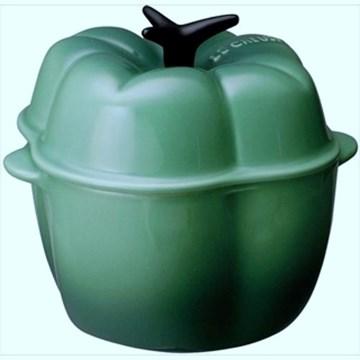 Imagen de Mini Pimiento gres verde jade