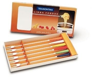 Imagen de Juego de tenedores para fondue 6 piezas FONDUE