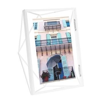 Imagen de Portarretratos 13x18 blanco PRISMA