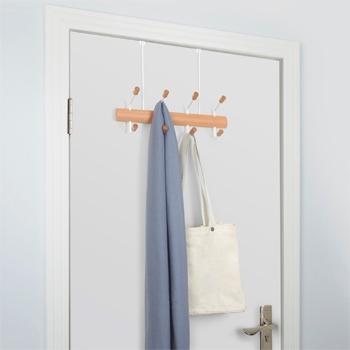 Puntodesign - Decoración del hogar. Perchero sobre puerta-pared x8 ...