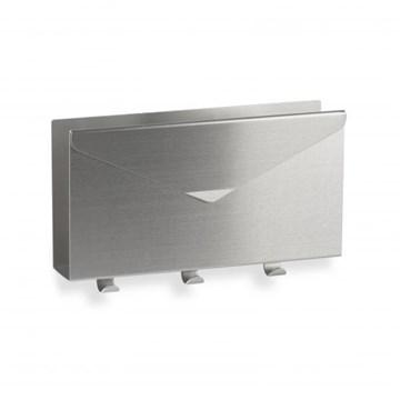 Imagen de Organizador aluminio nickel x3 LETTRO