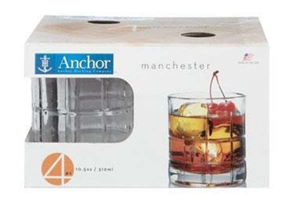 Picture of Pack 4 vasos 310ml MANCHESTER