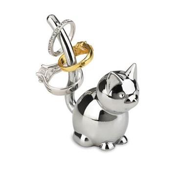 Imagen de Organizador anillos  gato cromo ZOOLA