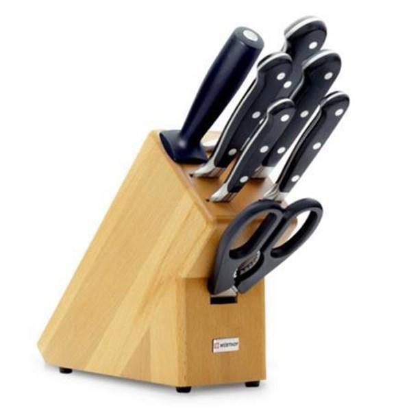 Picture of Bloque cuchillos 7 piezas CLASSIC