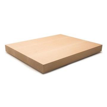Imagen de Tabla madera para picar 40x30x5cm
